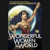WONDERFUL WOMEN OF THE WORLD GRAPHIC NOVEL