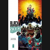 BLACK SCIENCE VOLUME 1 BEGINNERS GUIDE TO ENTROPY HARDCOVER