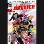 YOUNG JUSTICE #1 (2019 SERIES)