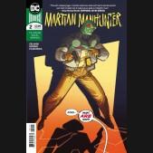 MARTIAN MANHUNTER #2 (2018 SERIES)