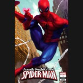FRIENDLY NEIGHBORHOOD SPIDER-MAN #1 (2019 SERIES) ARTGERM VARIANT
