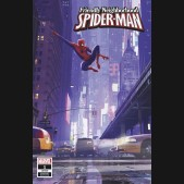 FRIENDLY NEIGHBORHOOD SPIDER-MAN #1 (2019 SERIES) ANIMATION 1 IN 10 INCENTIVE VARIANT
