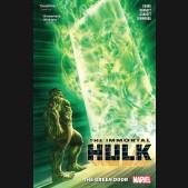 IMMORTAL HULK VOLUME 2 THE GREEN DOOR GRAPHIC NOVEL