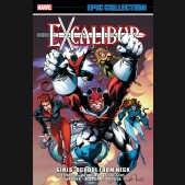 EXCALIBUR EPIC COLLECTION GIRLS SCHOOL HECK GRAPHIC NOVEL
