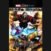GUARDIANS OF THE GALAXY SOMEBODYS GOT TO MARVEL SELECT HARDCOVER