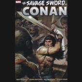 SAVAGE SWORD OF CONAN THE ORIGINAL MARVEL YEARS OMNIBUS VOLUME 3 HARDCOVER