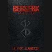 BERSERK DELUXE EDITION VOLUME 7 HARDCOVER