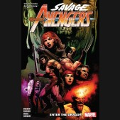 SAVAGE AVENGERS VOLUME 3 ENTER THE DRAGON GRAPHIC NOVEL