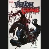 VENOM VS CARNAGE GRAPHIC NOVEL (NEW PRINTING)