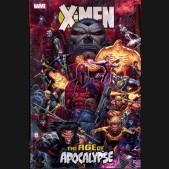 X-MEN AGE OF APOCALYPSE OMNIBUS HARDCOVER