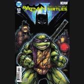 BATMAN TEENAGE MUTANT NINJA TURTLES II #1 VARIANT