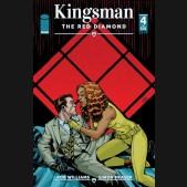 KINGSMAN RED DIAMOND #4