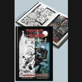 THICKER THAN BLOOD ARTIST EDITION SIGNED BY MIKE PLOOG, SIMON BISLEY, AND SIMON REED