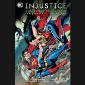 INJUSTICE GODS AMONG US YEAR FOUR COMPLETE COLLECTION GRAPHIC NOVEL