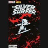 DEFENDERS SILVER SURFER #1 SKOTTIE YOUNG VARIANT