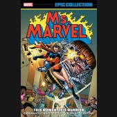 MS MARVEL EPIC COLLECTION WOMAN WARRIOR GRAPHIC NOVEL
