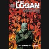WOLVERINE OLD MAN LOGAN VOLUME 10 END OF THE WORLD GRAPHIC NOVEL