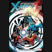 ASTONISHING X-MEN BY MATT ROSENBERG UNTIL OUR HEARTS STOP GRAPHIC NOVEL