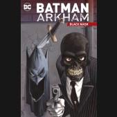 BATMAN ARKHAM BLACK MASK GRAPHIC NOVEL