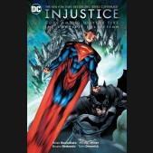 INJUSTICE GODS AMONG US YEAR FIVE THE COMPLETE COLLECTION GRAPHIC NOVEL