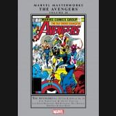 MARVEL MASTERWORKS AVENGERS VOLUME 20 HARDCOVER