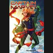 CAPTAIN MARVEL VOLUME 2 FALLING STAR GRAPHIC NOVEL
