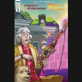 TRANSFORMERS BACK TO THE FUTURE #3 SCHOENING 1 IN 10 INCENTIVE VARIANT
