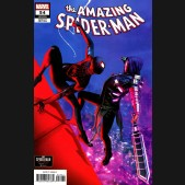 AMAZING SPIDER-MAN #54 (2018 SERIES) GOULDEN 1 IN 10 MILES MORALES INCENTIVE
