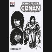 KING-SIZE CONAN #1 EASTMAN 1 IN 10 DESIGN VARIANT