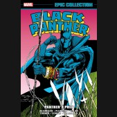 BLACK PANTHER EPIC COLLECTION PANTHERS PREY GRAPHIC NOVEL