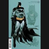 BATMAN #105 (2016 SERIES) 1 IN 25 JIMENEZ BATMAN CARD STOCK INCENTIVE VARIANT
