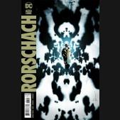 RORSCHACH #3 JOCK VARIANT