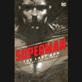 SUPERMAN THE LAST SON OF KRYPTON DELUXE EDITION HARDCOVER