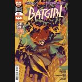 BATGIRL #50 (2016 SERIES) 2ND PRINTING 1ST APPEARANCE OF RYAN WILDER
