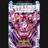JUSTICE LEAGUE OF AMERICA #18 (2017 SERIES)