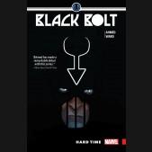 BLACK BOLT VOLUME 1 HARD TIME GRAPHIC NOVEL