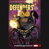 DEFENDERS VOLUME 1 DIAMONDS ARE FOREVER GRAPHIC NOVEL