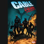 CABLE VOLUME 2 LAST HOPE GRAPHIC NOVEL