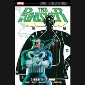 PUNISHER EPIC COLLECTION CIRCLE OF BLOOD GRAPHIC NOVEL
