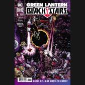 GREEN LANTERN BLACKSTARS #1