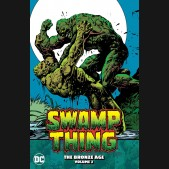 SWAMP THING THE BRONZE AGE VOLUME 2 GRAPHIC NOVEL