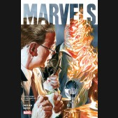 MARVELS 25TH ANNIVERSARY HARDCOVER