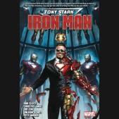 TONY STARK IRON MAN BY DAN SLOTT OMNIBUS HARDCOVER