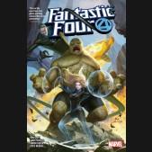 FANTASTIC FOUR BY DAN SLOTT VOLUME 1 HARDCOVER