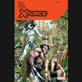 X-FORCE BY BENJAMIN PERCY VOLUME 2 GRAPHIC NOVEL