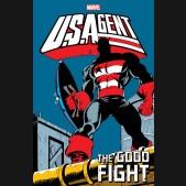 U.S.AGENT GOOD FIGHT GRAPHIC NOVEL