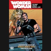 WONDER WOMAN THE MANY LIVES OF MAXWELL LORD GRAPHIC NOVEL