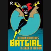 BATMAN ADVENTURES BATGIRL A LEAGUE OF HER OWN GRAPHIC NOVEL