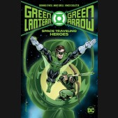 GREEN LANTERN GREEN ARROW SPACE TRAVELING HEROES HARDCOVER