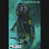 DARK NIGHTS DEATH METAL #3 RICCARDO FEDERICI ROBIN KING VARIANT